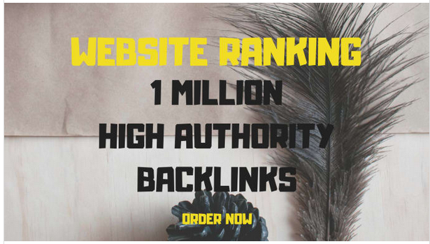 Create 1,000,000 gsa ser backlinks for website ranking