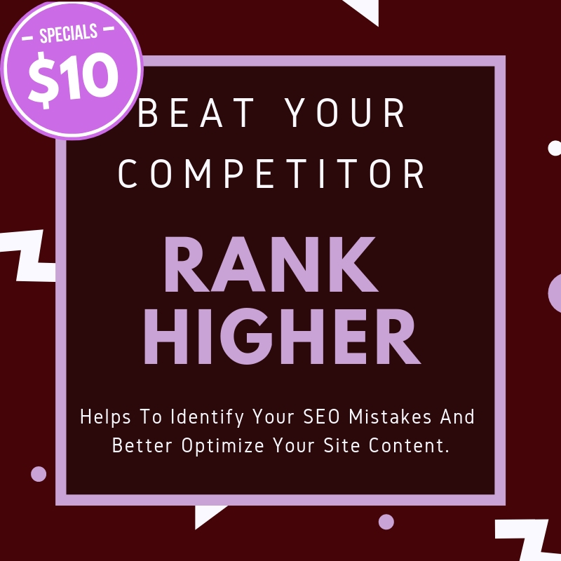 Know your Competitors SEO Mistakes Rank your Website Fast