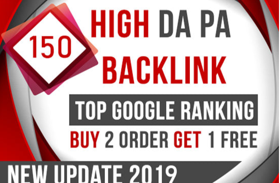 2019 backlinks list 150 dofollow with high da pa low obl improve rank