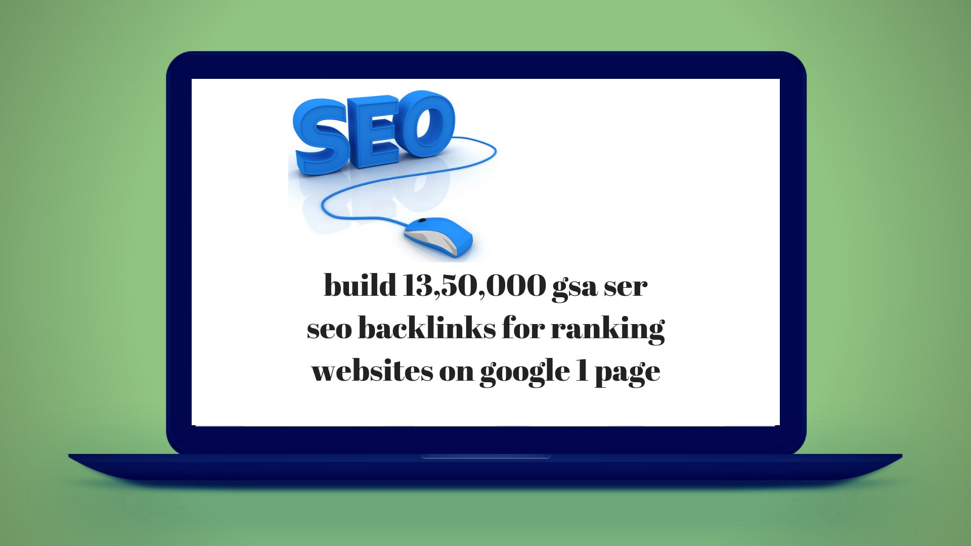 create 1,200,000 seo backlinks to your website