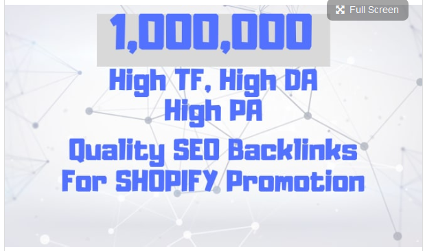 do shopify promotion and ranking which will improve your sales