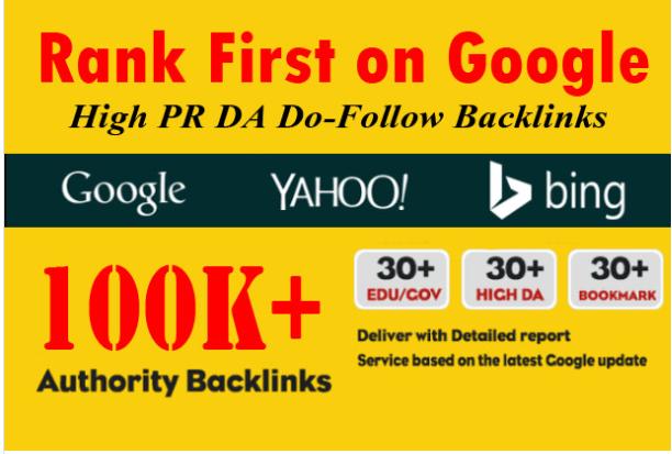 Make 10,000 premium dofollow SEO backlinks