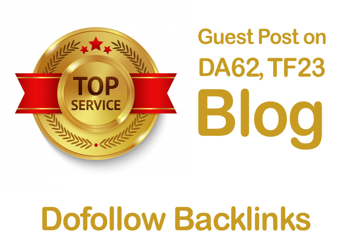 Publish a Guest Post on TF23,  DA62 Blog with a dofollow link
