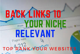 I will Submit 10 Niche Relevant Blog Comment Backlinks Quality Work