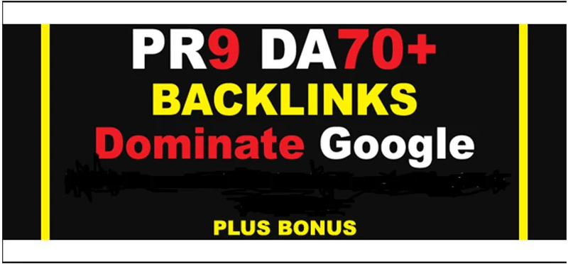 Create 10 DA 50 High Authority Powerful Dofollow Backlinks