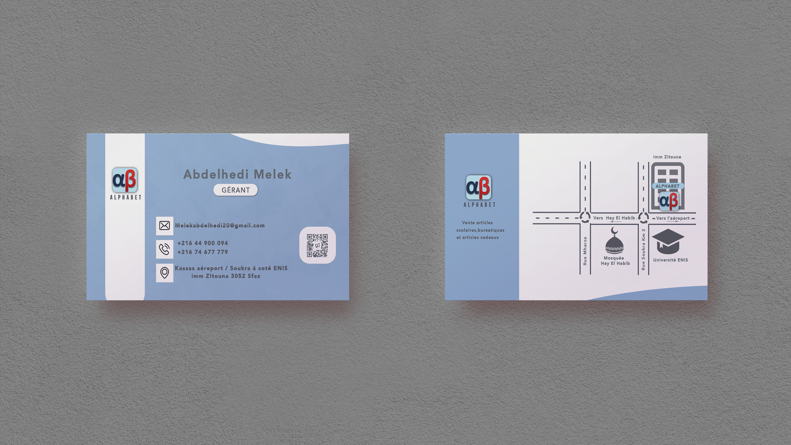 design a Logo and business card