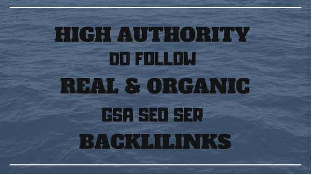 Give your shopify SEO a boost with 10, 00,000 gsa backlinks