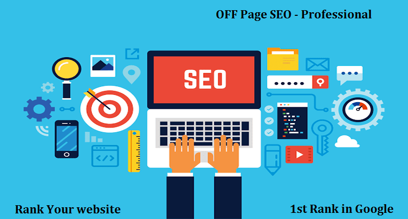 on page seo and off page seo search engine optimization