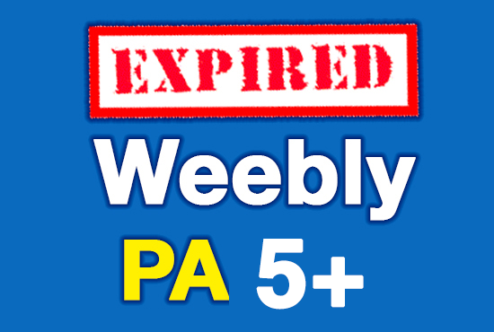 Register 10 Expired Weebly Pa5 Plus