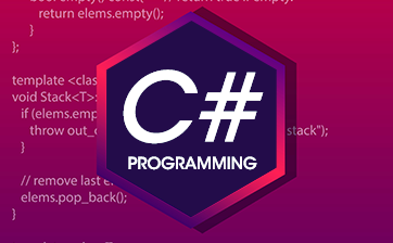 I'll be your software developer with C