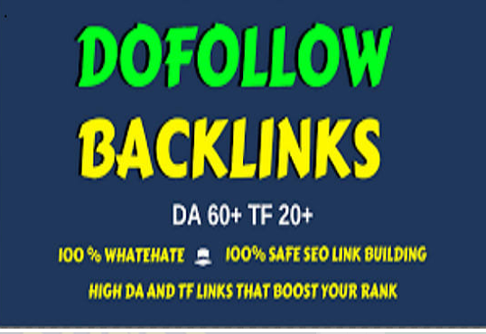 provide you USA 45 dofollow high pr backlinks, safe seo links