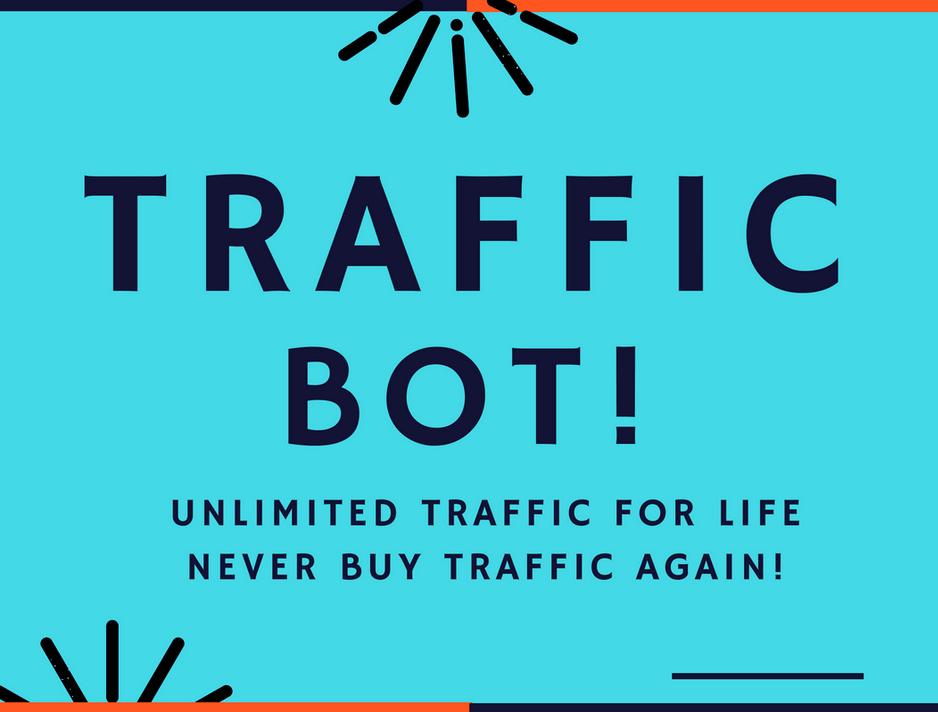 send traffic exploder unlimited website visitor bot