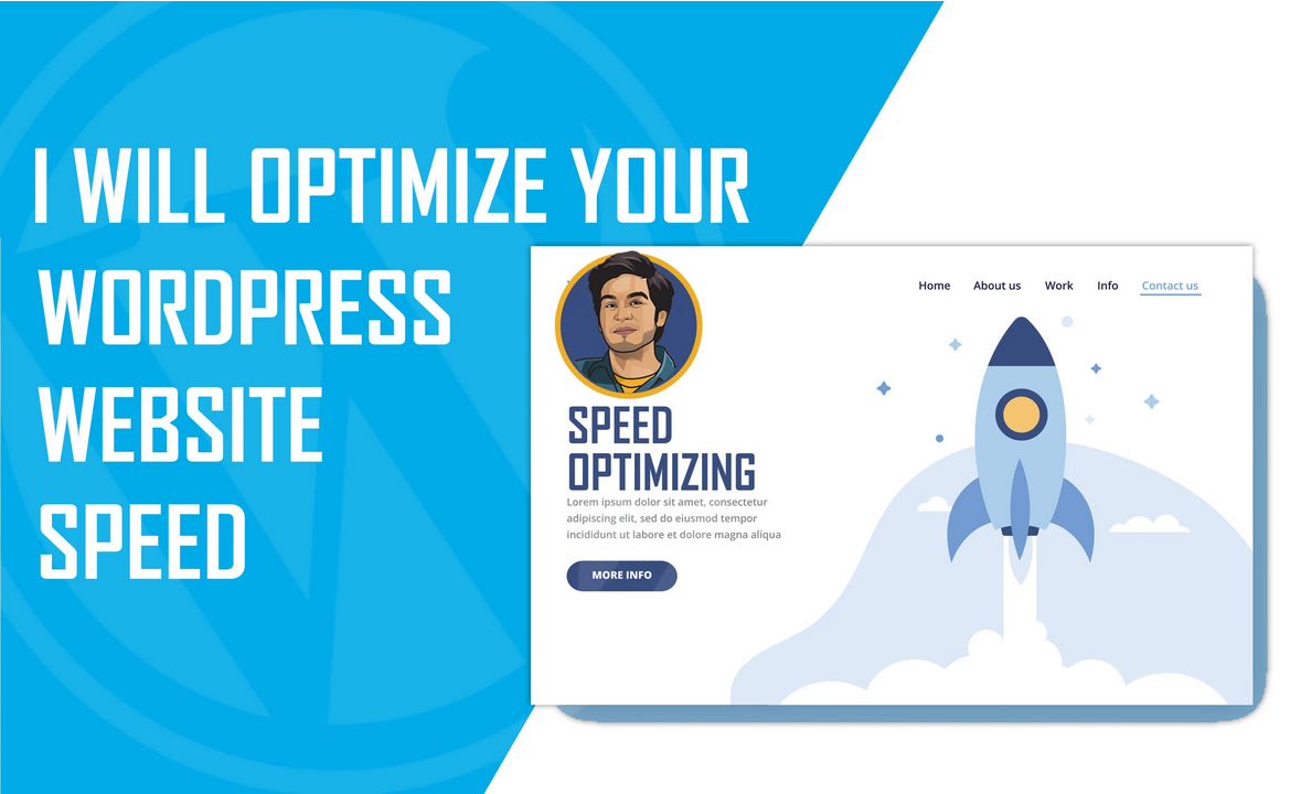 speed up wordpress website and wordpress speed optimization