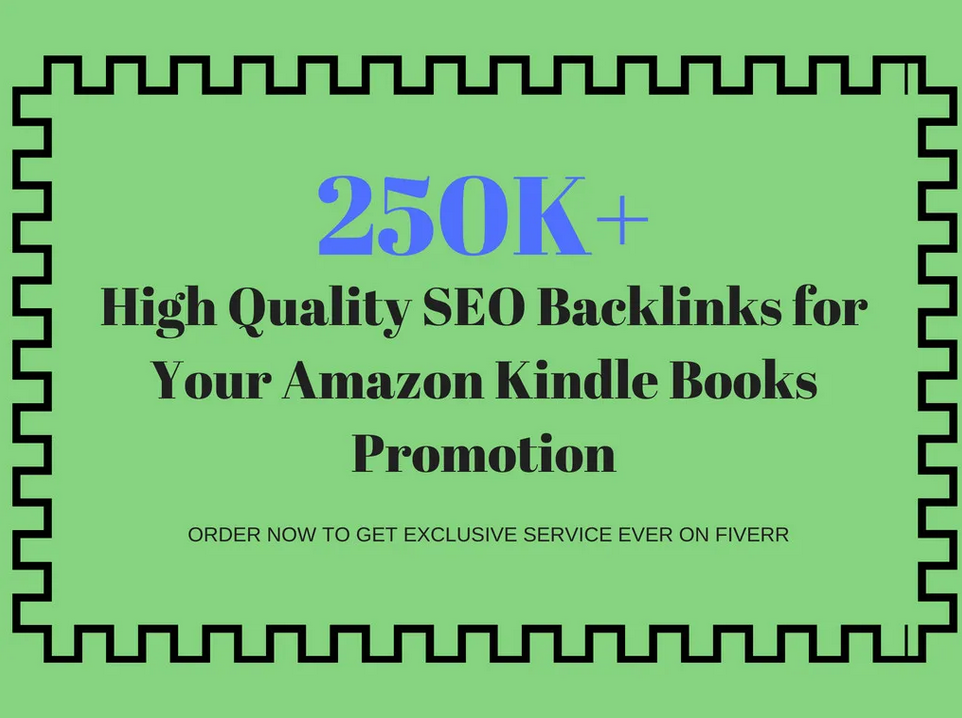 boost your kindle promotion and promote you ebook for $5