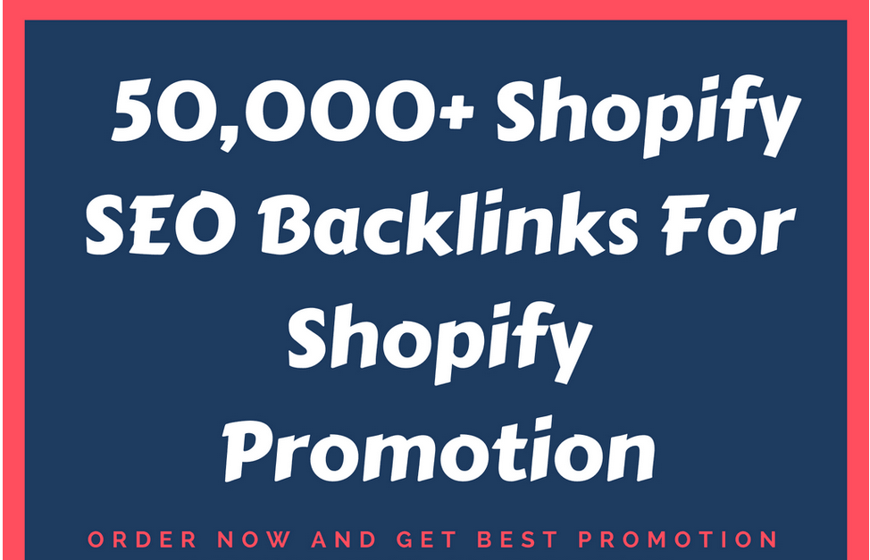 promote your shopify store to increase your traffic and sales