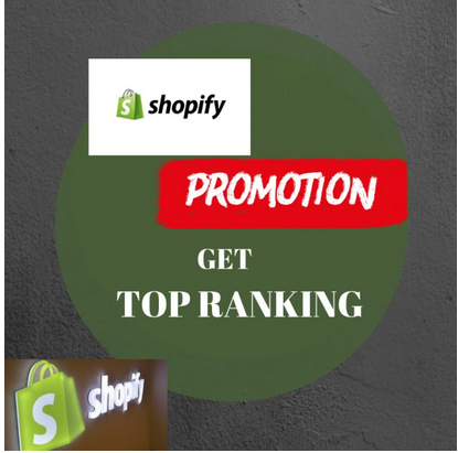 Viral shopify promotion to get top ranking