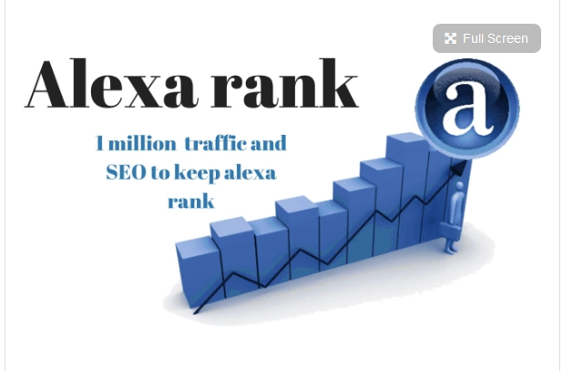 provide 1 million backlinks to boost traffic and SEO to keep alexa rank