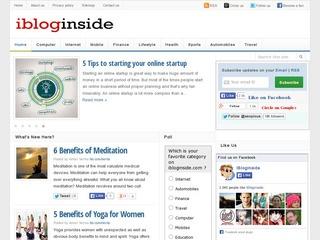 ibloginside - Anything to everything