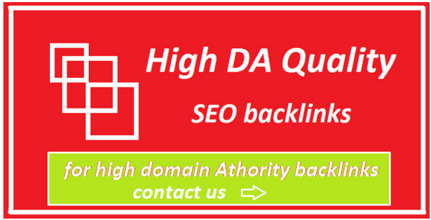 High quality dofollow, offpage SEO backlinks