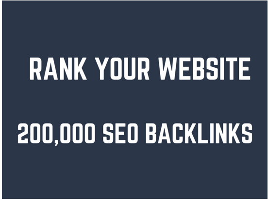 Rank your website by 200,000 GSA SEO backlinks