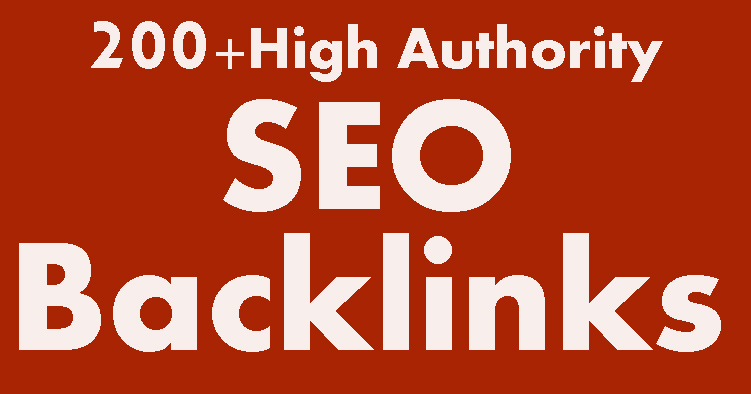 Top ranking in Google with over 200 high domain authorities