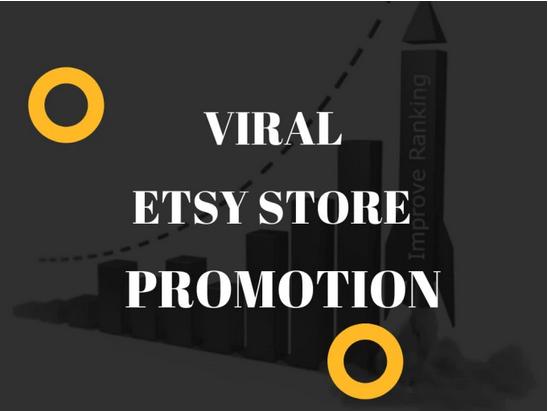 provide1 million SEO backlinks for your etsy store promotion