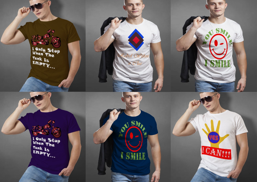 Create Amazing Custom T Shirt Design In 24 Hours