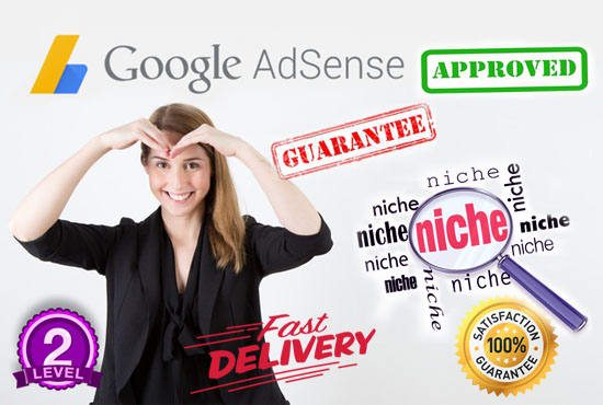 Design Website Adsense Approved For You