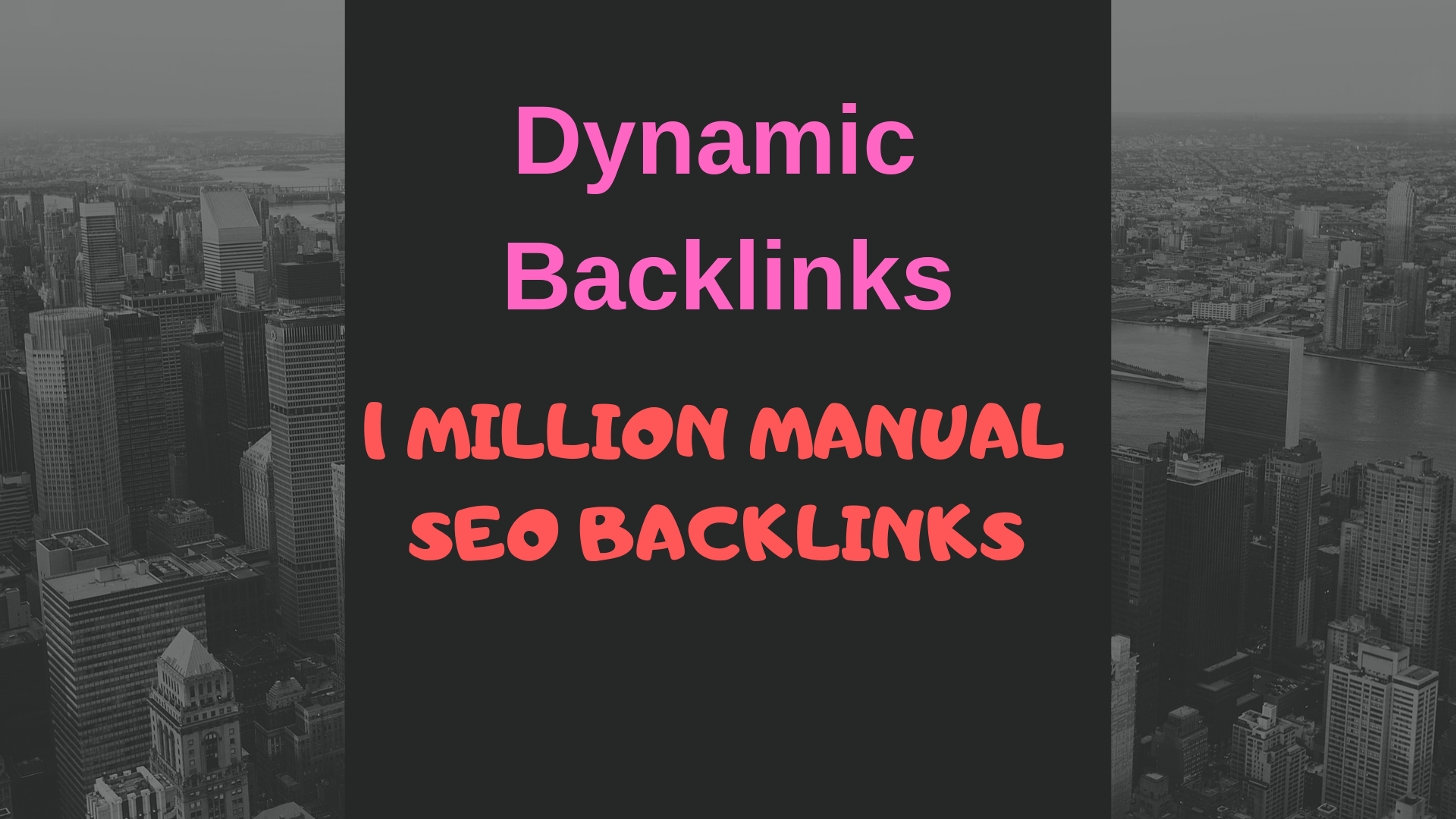 1 million GSA SEO backlinks for your etsy store promotion