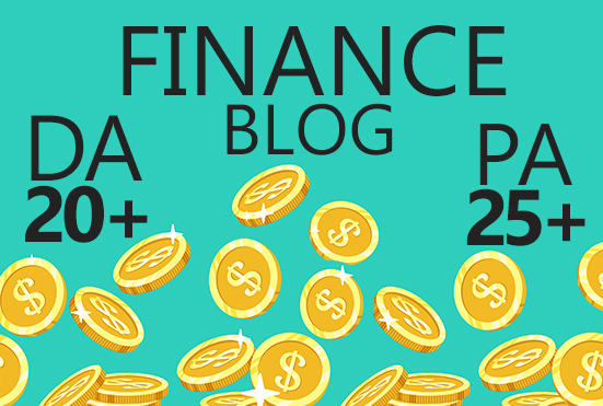 Write and Submit Guest post on Quality Finance Blog