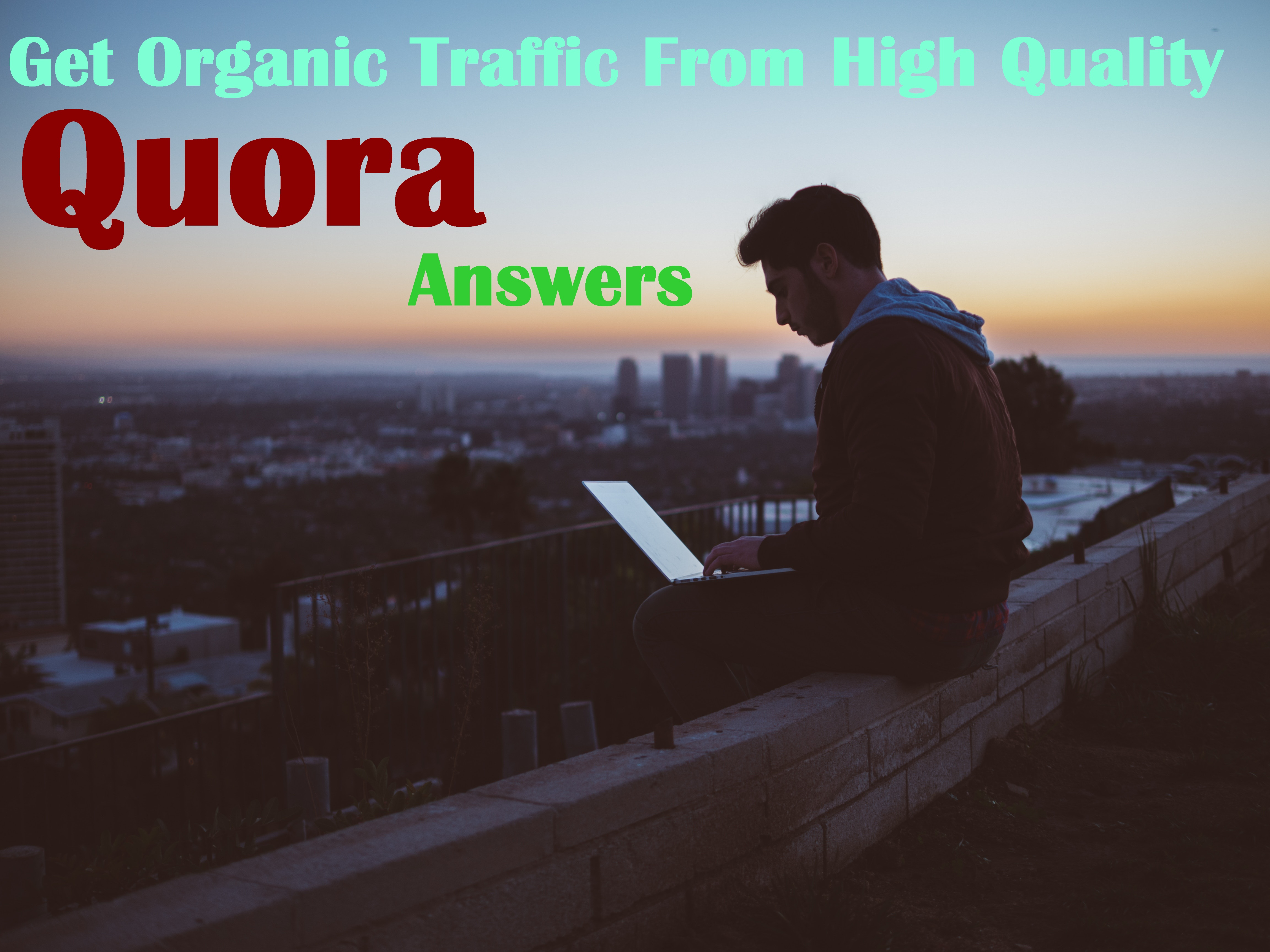 Get Niche Relevant Manually 25 High Quality Quora Answers & Backlink Service