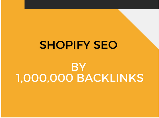 Make shopify SEO for 1st page ranking on google