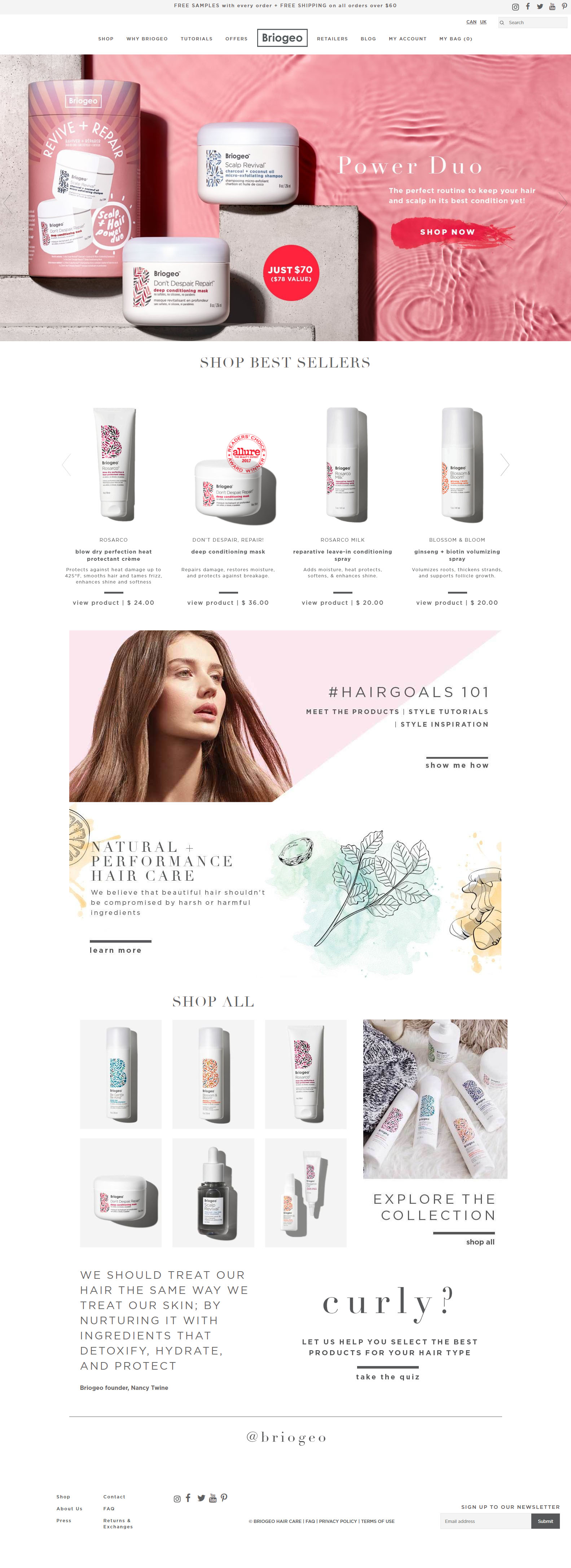 Design Your Complete Shopify Store Shopify Website