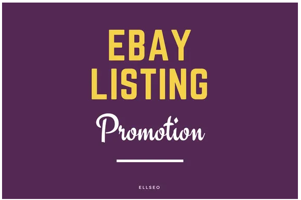 promote your ebay listing by making 1,000,000 backlinks