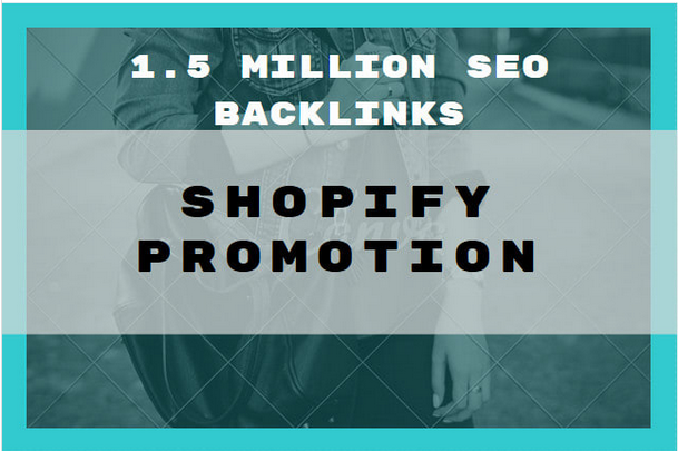 1,500,000 GSA,  SER SEO backlinks for shopify promotion