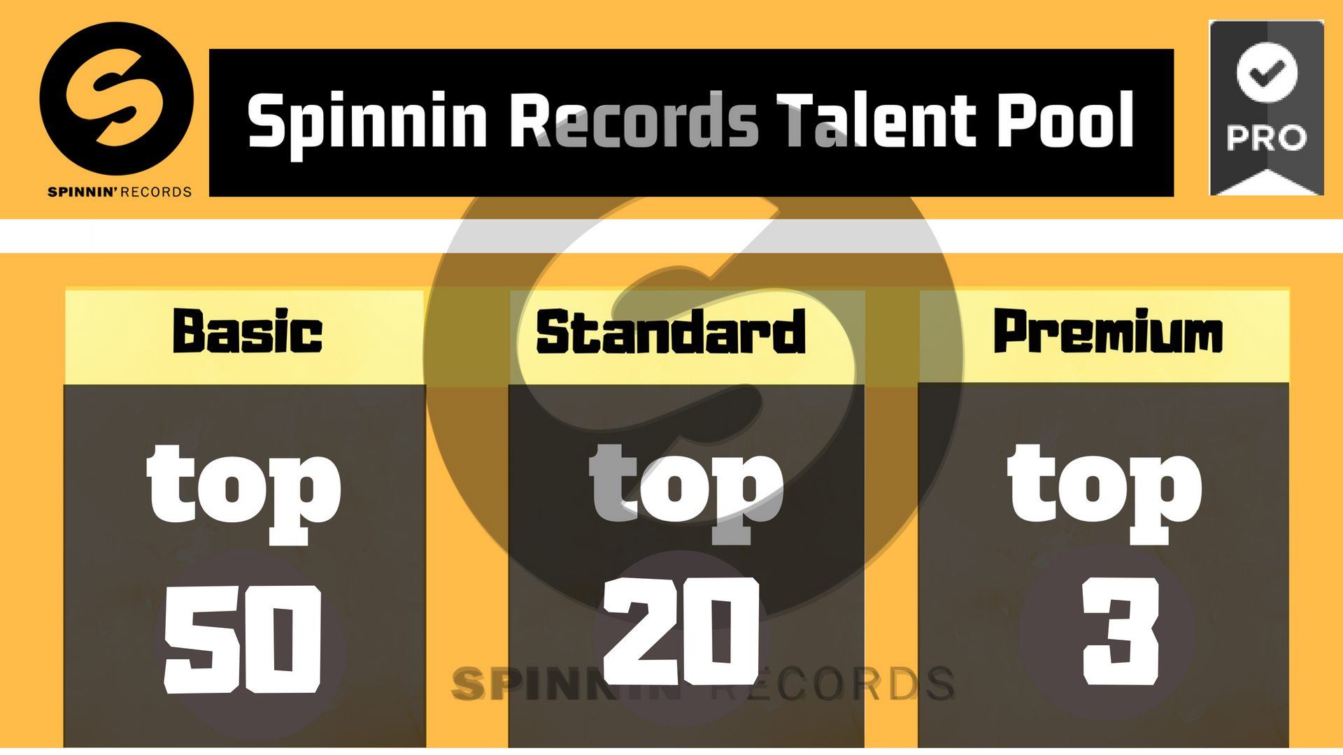 Guaranteed Your Track in Top Rank in Spinnin Records ...