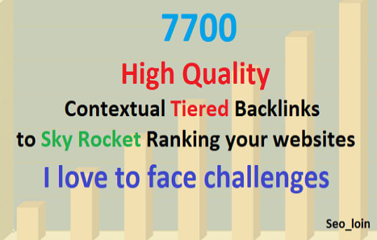 create contextual backlinks tiered for higher SEO ranking