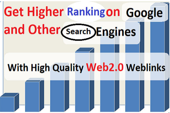 create web 2 backlinks to rank higher website