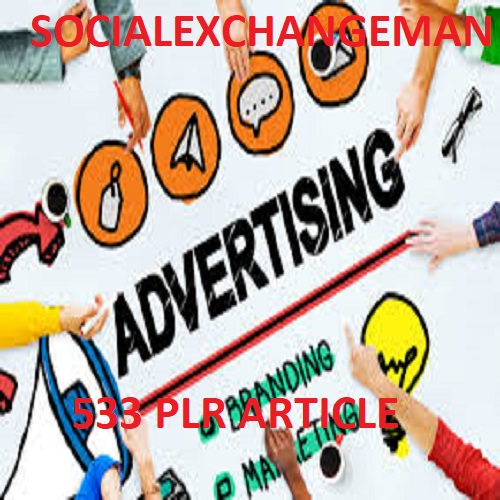 give you 533 Advertising plr articles and up to 2500 keywords