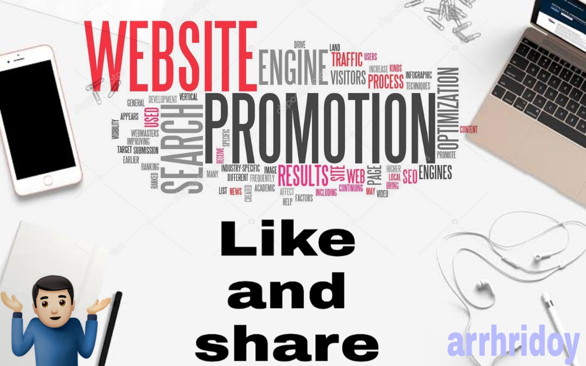 Promot your Website or post