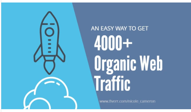 send organic web traffic to your website by 1 Million backlinks