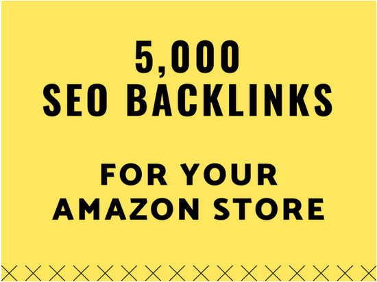 Boost your amazon sales by creating 10,000 SEO backlinks
