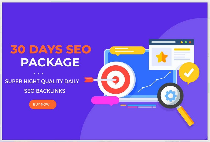 Provide High Quality Monthly SEO Backlinks services.