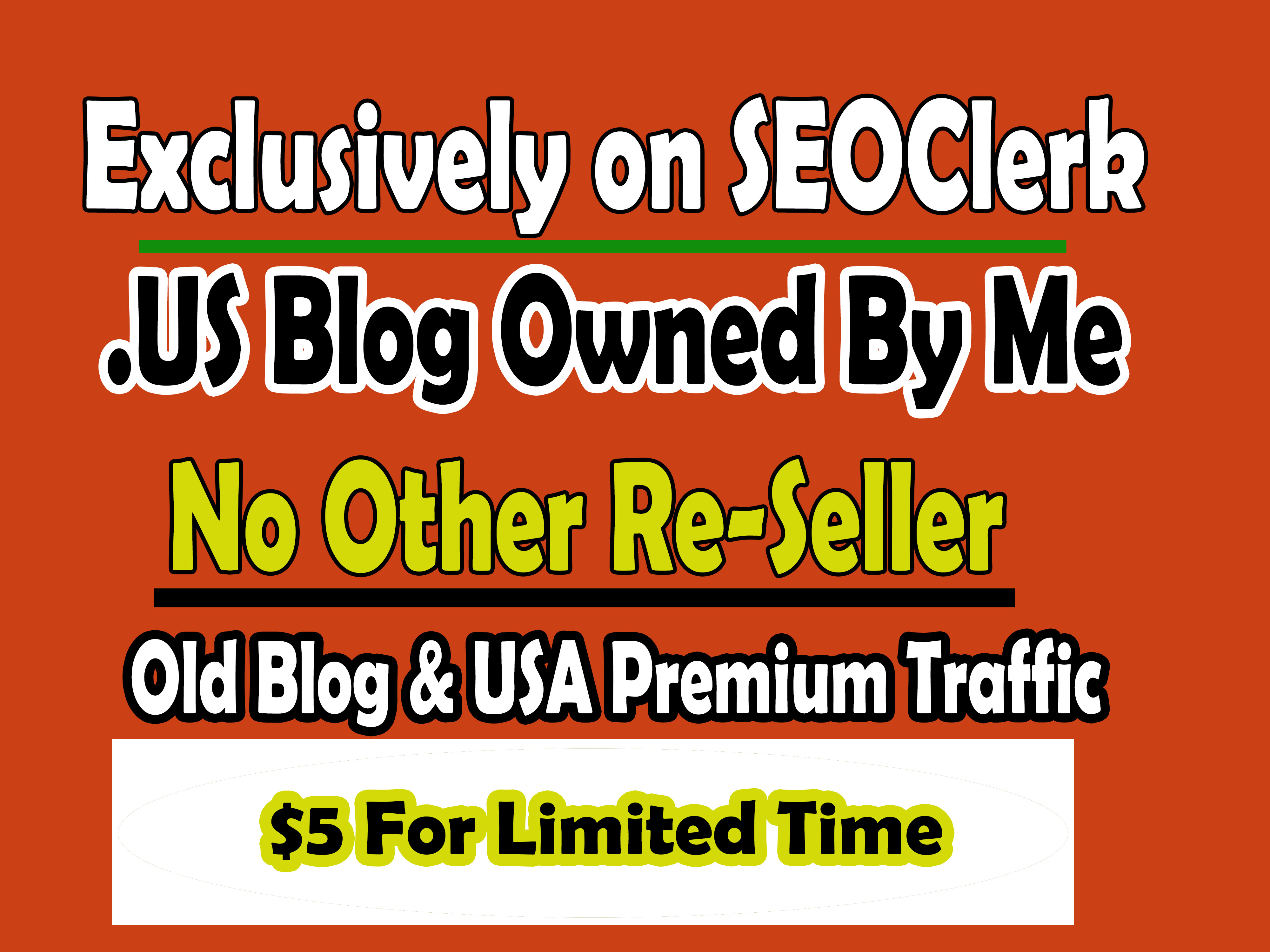 Guest Post on technology blog USA owned by me no other seller