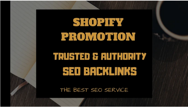 boost shopify store SEO with authority backlinks