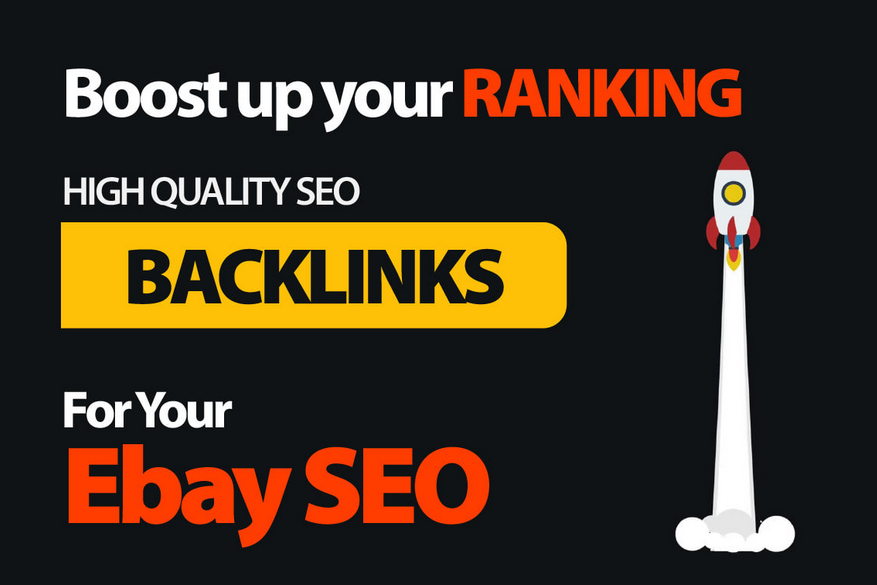 create permanent home page ebay SEO backlinks