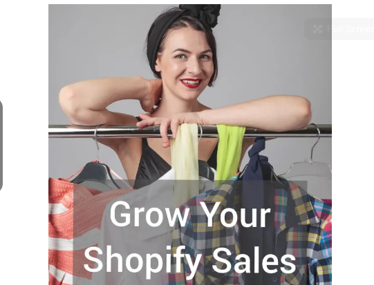 promote your shopify store to increase online sales