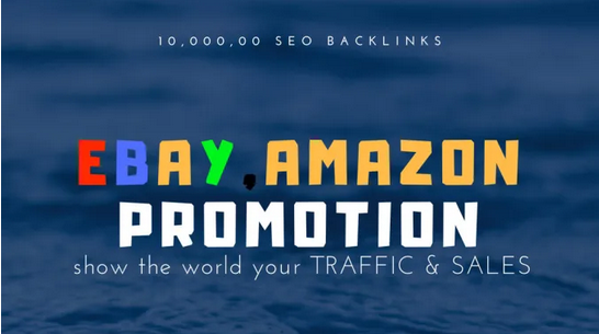 Improve ebay, amazon traffic and sales with 1M GSA SEO backlinks
