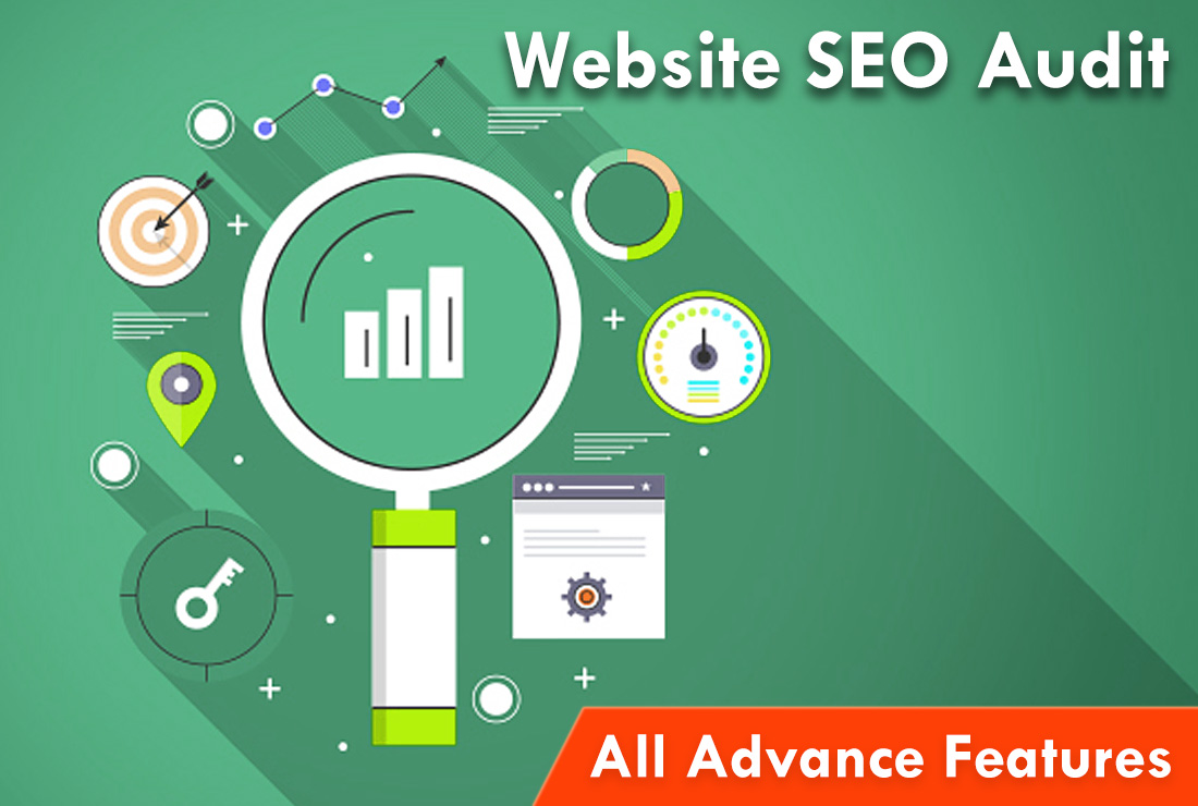 Do an Advanced SEO Audit Report for your website