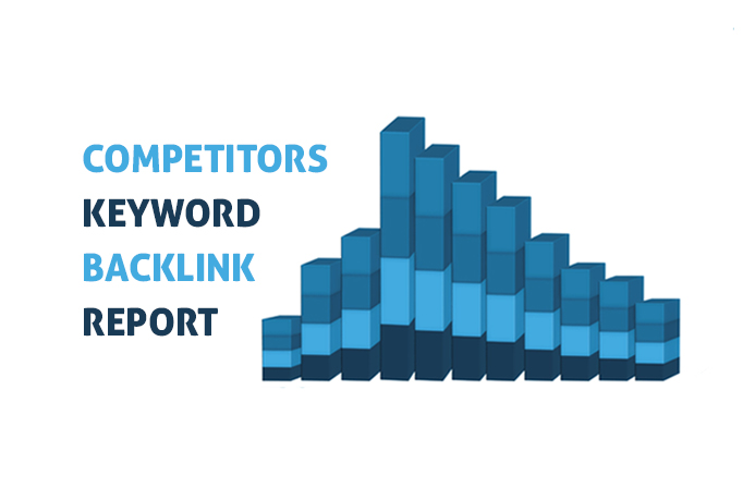 Research Competitors SEO Keywords Backlink Report for 1-competitor
